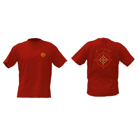 Tee-Shirt ÒC occitan 3