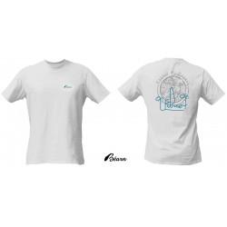 T-Shirt Bearn Febus blanc